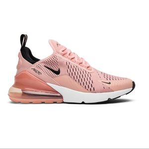 Nike Air Max 270 Coral Stardust Size 10